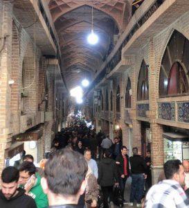 خرید زرشک در بازار تهران